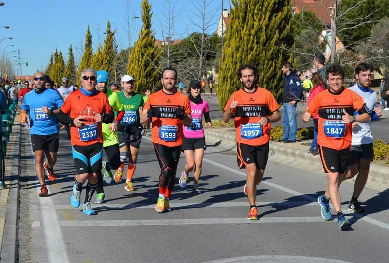 Running con deportistas ambulantes, la ONG del deporte y la cultura